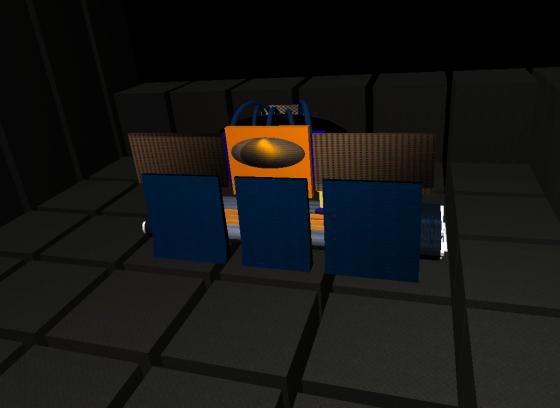Janitor Bot 3D Model