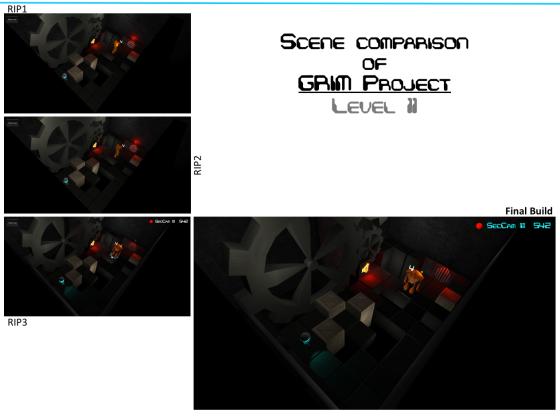 Level 11 - Scene Comparison
