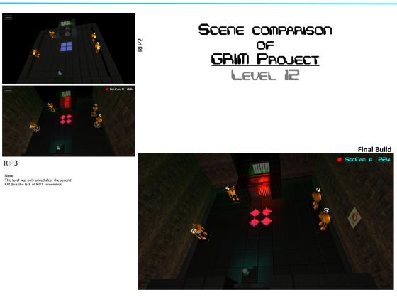 Level 12 - Scene Comparison