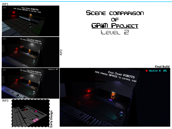 Level 2 - Scene Comparison
