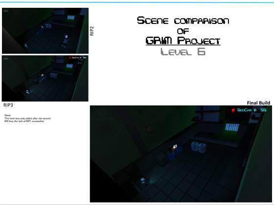 Level 6 - Scene Comparison