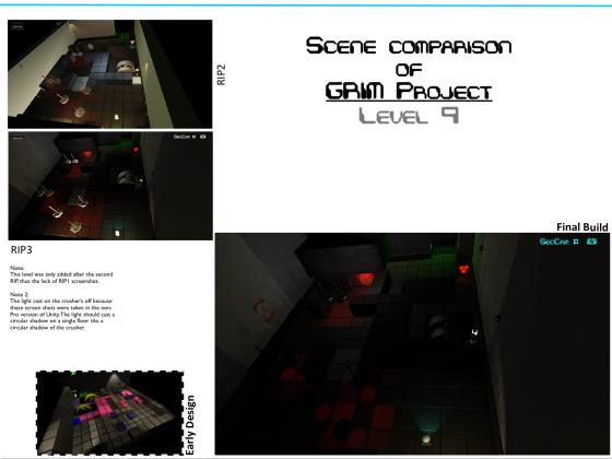 Level 9 - Scene Comparison