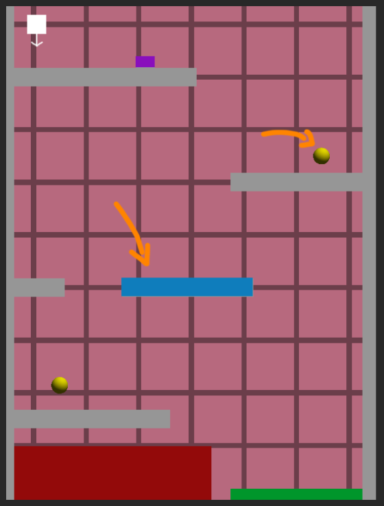This is a basic level design.